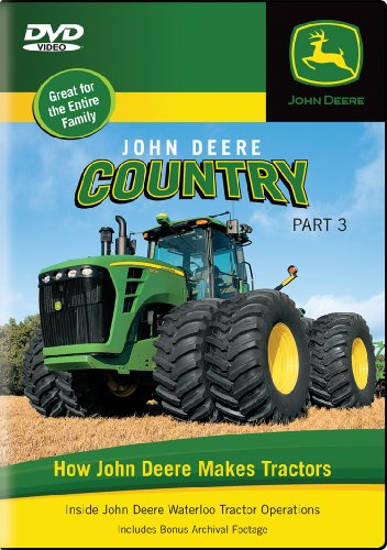 How John Deere Makes Tractors (John Deere Country, Part 3)
