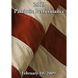 2009 Patriotic Performance