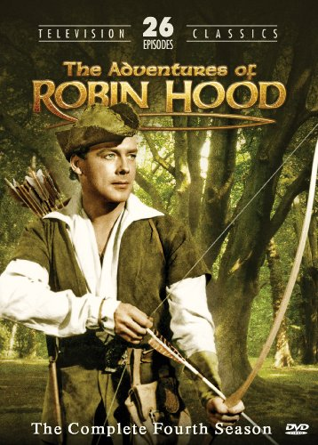 The Adventures of Robin Hood: The Complete Fourth Season