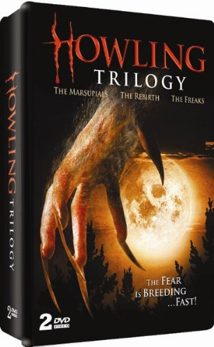 Howling Trilogy - COLLECTOR'S EDITION TIN!