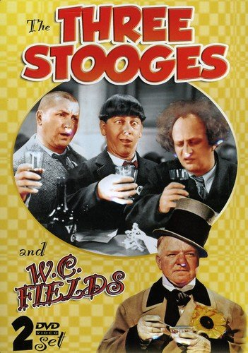 Three Stooges and W.C. Fields - COLLECTOR'S EDITION TIN!