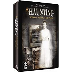 A Haunting - Spirits from the Past - AS SEEN ON DISCOVERY CHANNEL - COLLECTOR'S EDITION TIN!