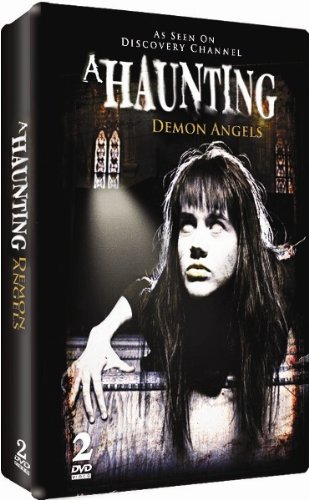 A Haunting - Demon Angels! AS SEEN ON DISCOVERY CHANNEL - COLLECTOR'S EDITION TIN!