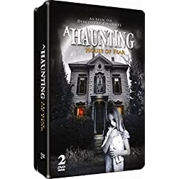 A Haunting - House of Fear! AS SEEN ON DISCOVERY CHANNEL! COLLECTOR'S EDITION TIN!