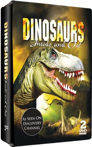 Dinosaurs Inside and Out - AS SEEN ON DISCOVERY CHANNEL - COLLECTOR'S EDITION TIN!