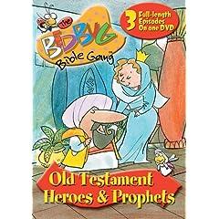 Bedbug Bible Gang: Old Testament Heroes and Prophets