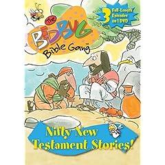 Bedbug Bible Gang: Nifty New Testament Stories