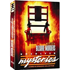 Unsolved Mysteries: Bizarre Murders, Disc 4