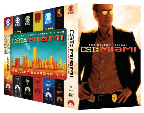 CSI Miami: Seasons 1-7