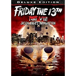 Friday the 13th, Part VIII: Jason Takes Manhattan (Deluxe Edition)