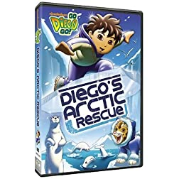 Go Diego Go! Diego's Arctic Rescue