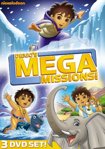 Go Diego Go!: Diego's Mega Missions!