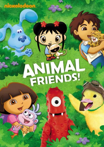 Nick Jr. Favorites: Animal Friends