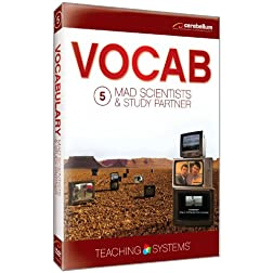 Teaching Systems Vocabulary Module 5: Mad Scientists & the Study Partners