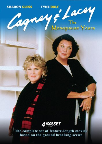 Cagney & Lacey: The Menopause Years (Box Set)
