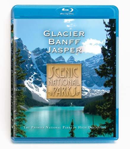 Scenic National Parks: Glacier Banff & Jasper [Blu-ray]