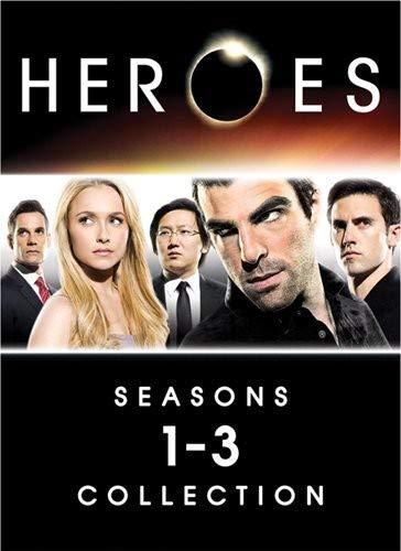 Heroes: Seasons 1-3