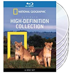 National Geographic: Ultimate High-Definition Collection [Blu-ray]