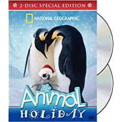 National Geographic: Animal Holiday
