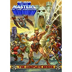 He-Man and the Masters of the Universe: The Complete Series
