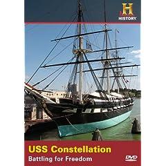 USS Constellation: Battling for Freedom