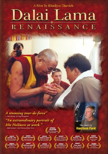 Dalai Lama Renaissance (narrated by Harrison Ford) - PAL/International version