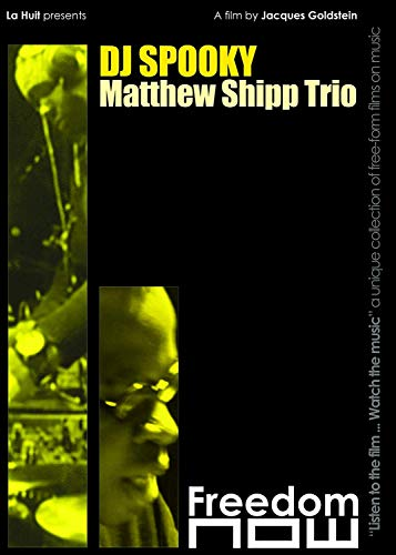 DJ Spooky and Matthew Shipp Trio
