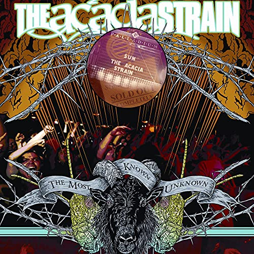 The Acacia Strain: The Most Known Unknown