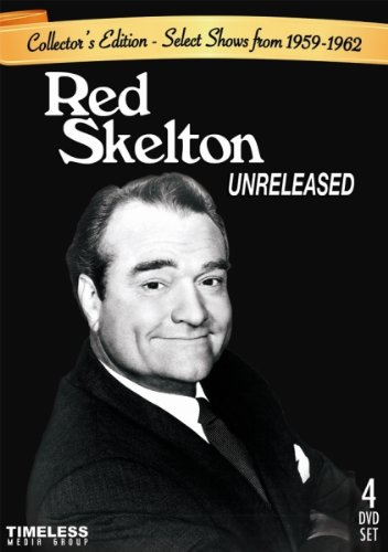 Red Skelton - Unreleased - Collector's Edition - Select Shows from 1959-1962