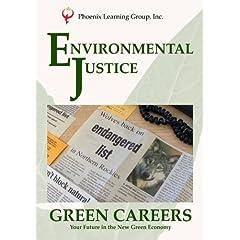Green Careers: Environmental Justice