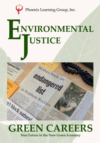 Green Careers: Environmental Justice