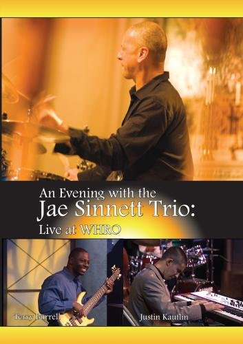 An Evening with the Jae Sinnett Trio: Live at WHRO