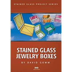 Stained Glass Jewelry Box Project