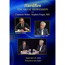 Hardfire THE GREAT DEPRESSION  Cameron Weber / Stephen Finger, MD
