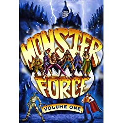 Monster Force, Vol. 1