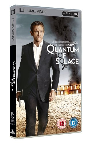 Quantum of Solace [UMD for PSP]