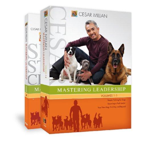 Cesar Millan's Mastering Leadership - Volumes 1-4