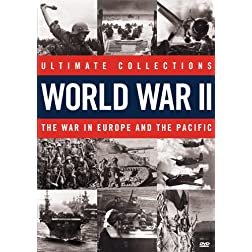 Ultimate Collections WWII: War in Europe & Pacific