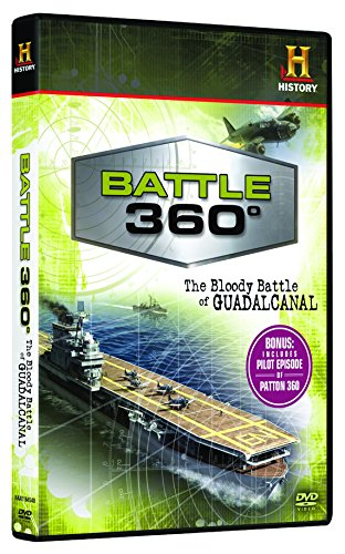 Battle 360: Bloody Battle of Guadalcanal (Ws)