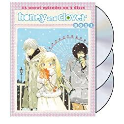 Honey and Clover: Box, Vol. 1
