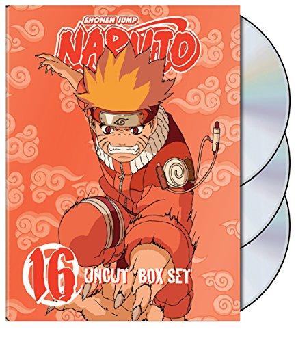 Naruto Uncut Box Set, Vol. 16