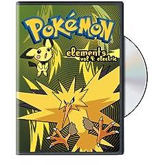 Pokemon Elements, Vol. 4: Electric