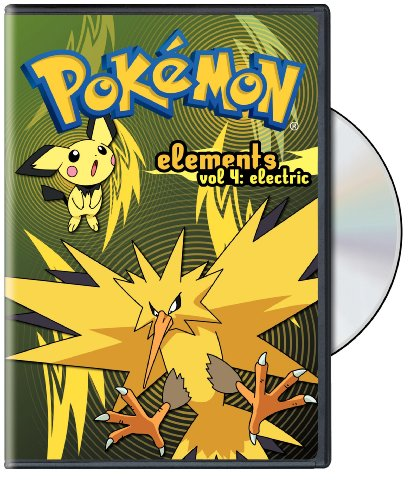 Pokemon Elements, Vol. 4: Electric