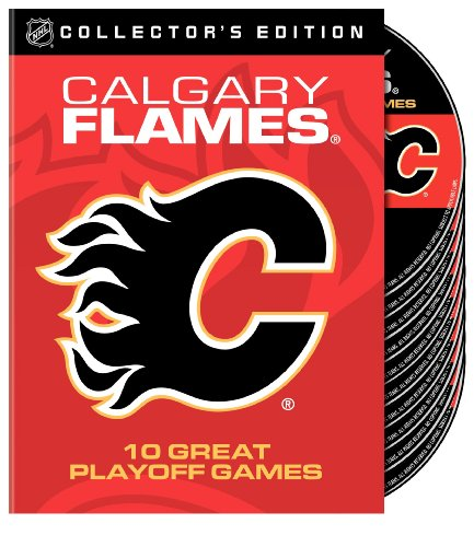 NHL: Calgary Flames - 10 Great Playoff Games