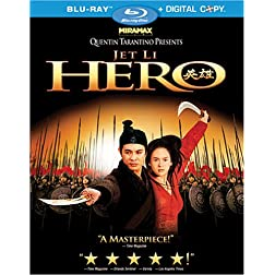 Hero Special Edition (2-Disc Blu-ray with DVD + Digital Copy)[Blu-ray] [Blu-ray]