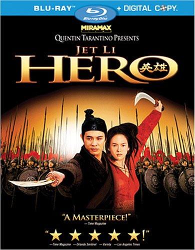 Hero Special Edition (2-Disc Blu-ray with DVD + Digital Copy)[Blu-ray] [Blu-ray]