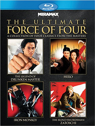 The Ultimate Force of Four [Blu-ray]