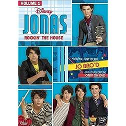 Jonas Rockin' the House (Volume 1)