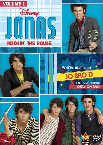 Jonas Rockin' the House (Volume 1)