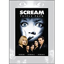 Scream Triple Pack (Scream